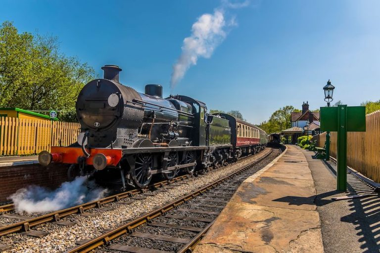 60 Plus 1 at Bluebell Railway