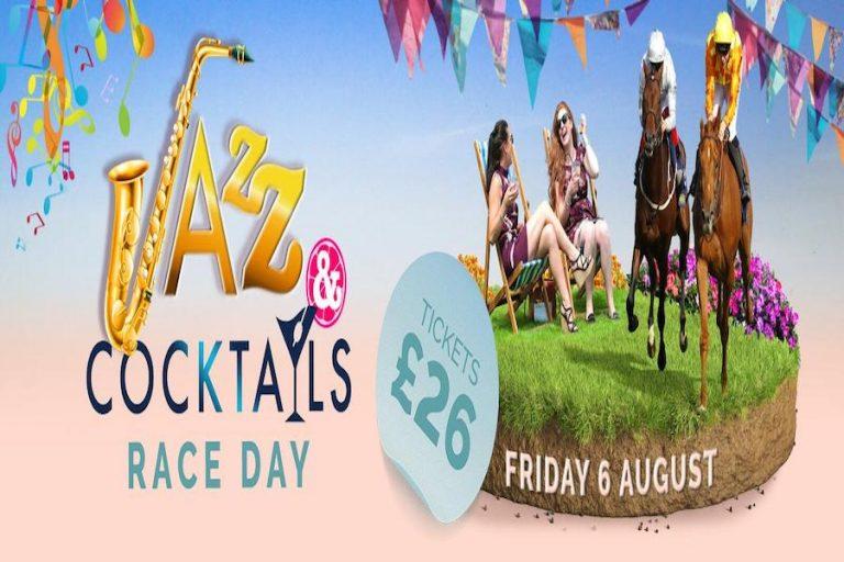 Cocktails & Jazz Raceday at Brighton Racecourse