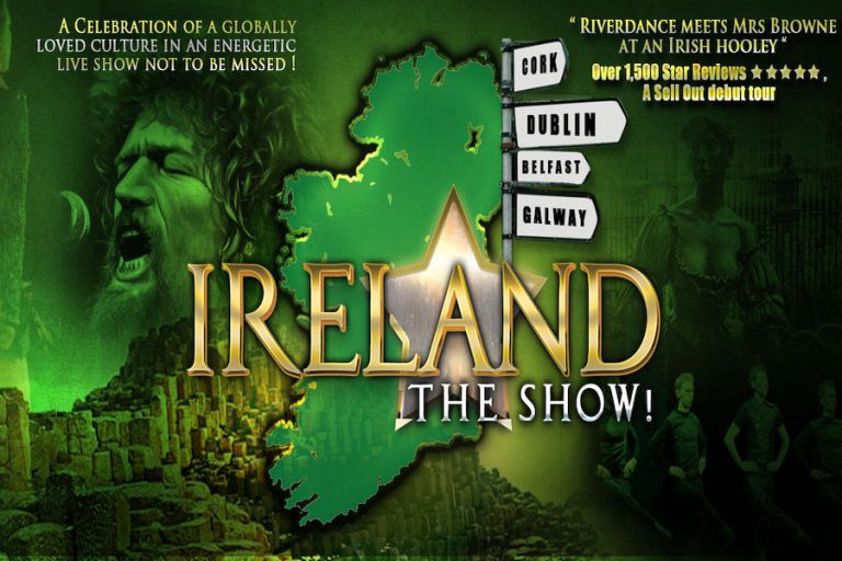 Ireland the Show at Regis Centre