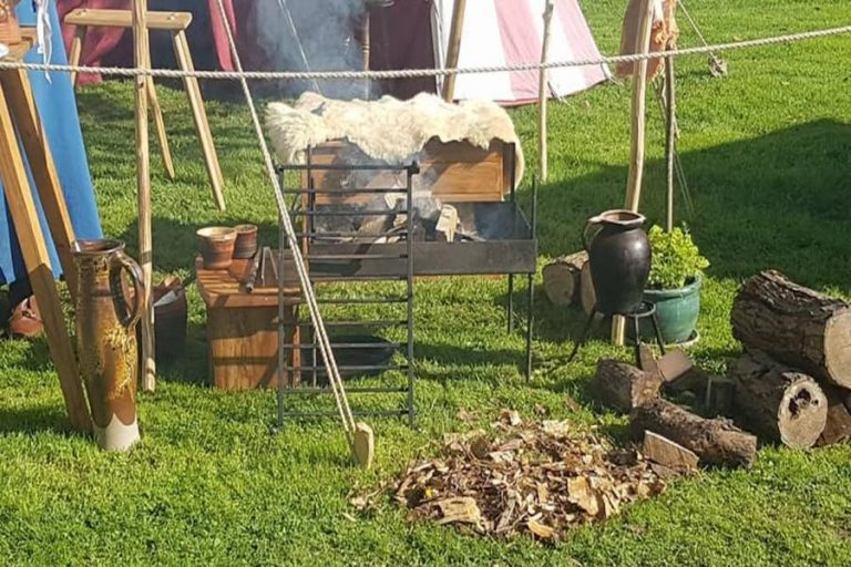 Living History Weekend at Michelham Priory