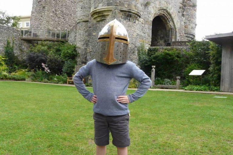 Medieval Mondays at Lewes Castle