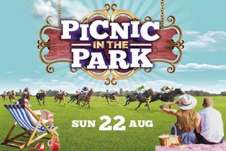 Picnic In The Park Raceday at Brighton Racecourse