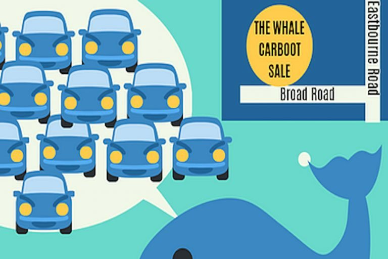 The Whale Car Boot Sale