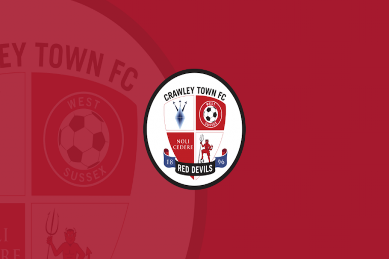 Crawley Town Home Fixtures