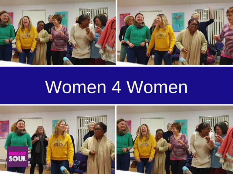 Women 4 Women Soul Choir Workshopsin Worthing