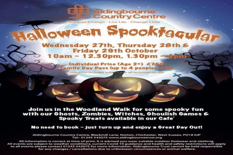 Aldingbourne Halloween Spooktacular 2021