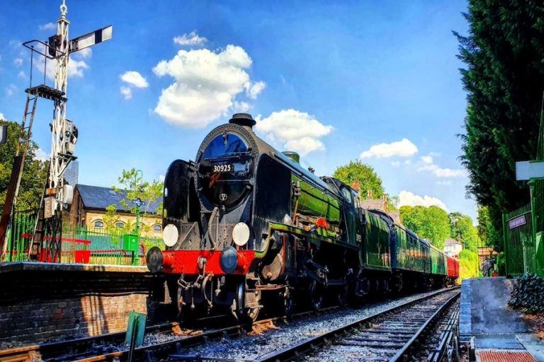 Giants of Steam Autumn Gala at Bluebell Railway