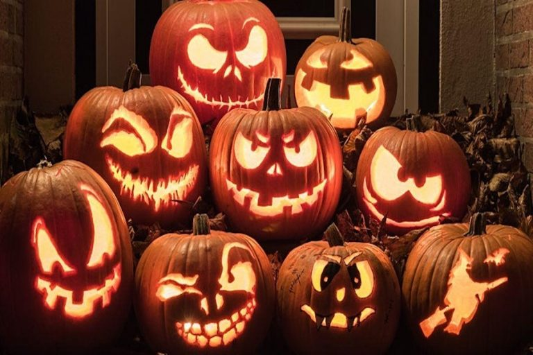 Family Bushcraft and Pumpkin Carving at Wild Side