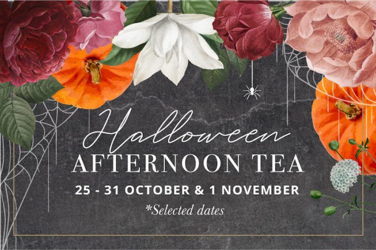 Halloween Afternoon Tea at Leonardslee Lakes & Gardens