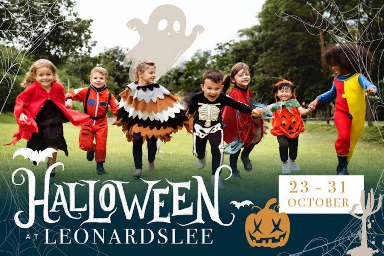 Halloween at Leonardslee Lakes & Gardens
