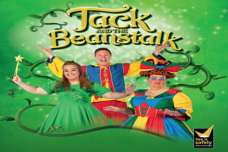 Jack and the Beanstalk at Chequer Mead Theatre