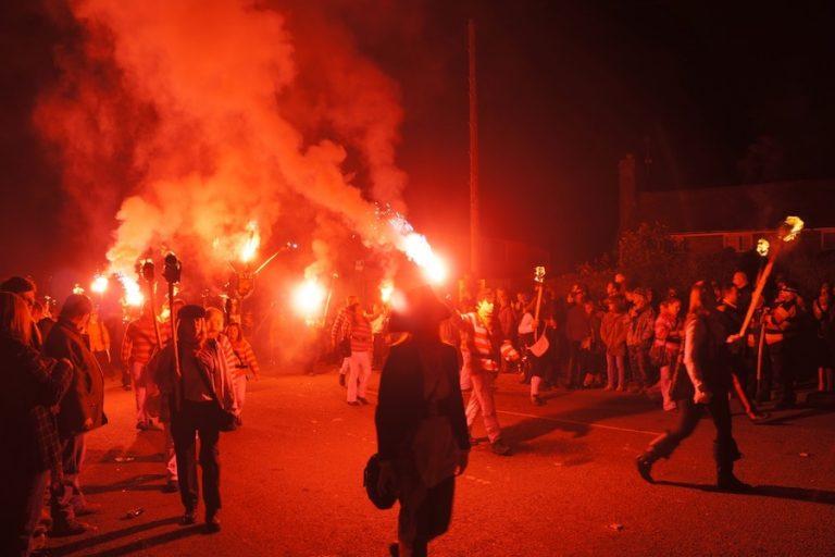 Staplecross Bonfire Night