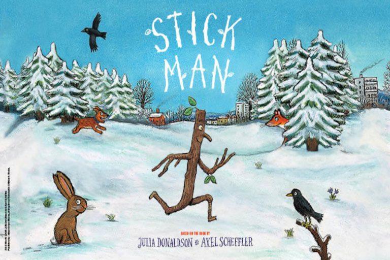 Stick Man at Chichester Festival Theatre